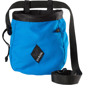 Prana Chalk Bag with Belt Vortex Blue